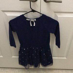 Carter girls dress